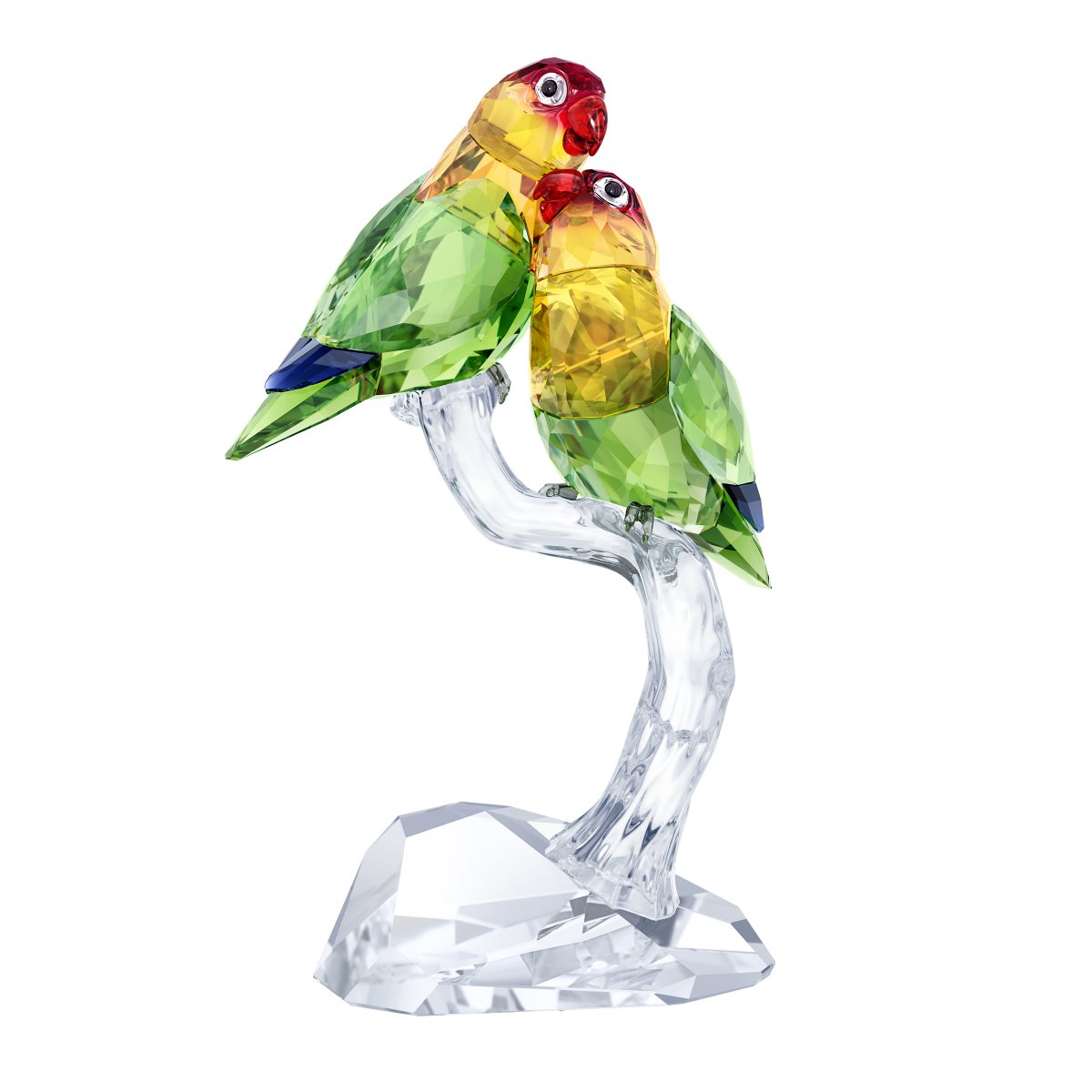 Figúrka SWAROVSKI LOVEBIRDS
