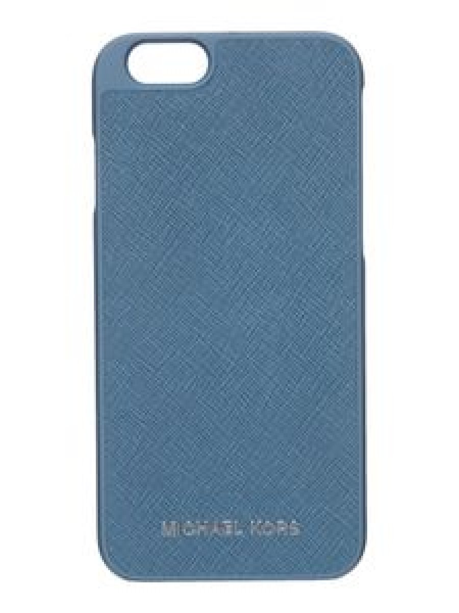 Kryt na iPhone MICHAEL KORS v modrom prevedení 32F6SELL1T-405  fd509f9efc4