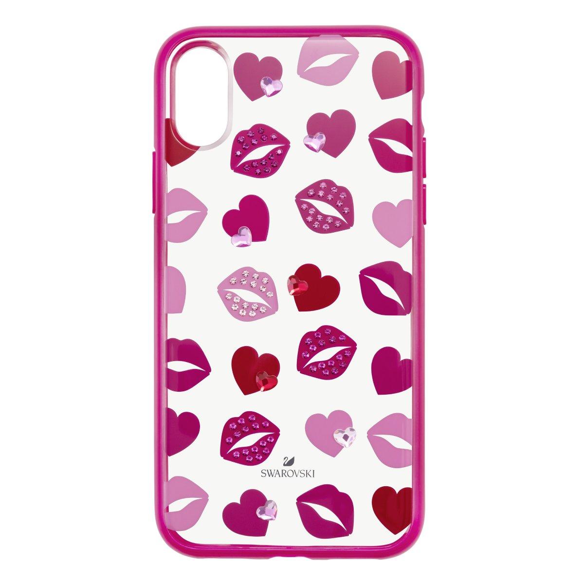 SWAROVSKI kryt na iPhone LOVELY IPX:CASE PINK