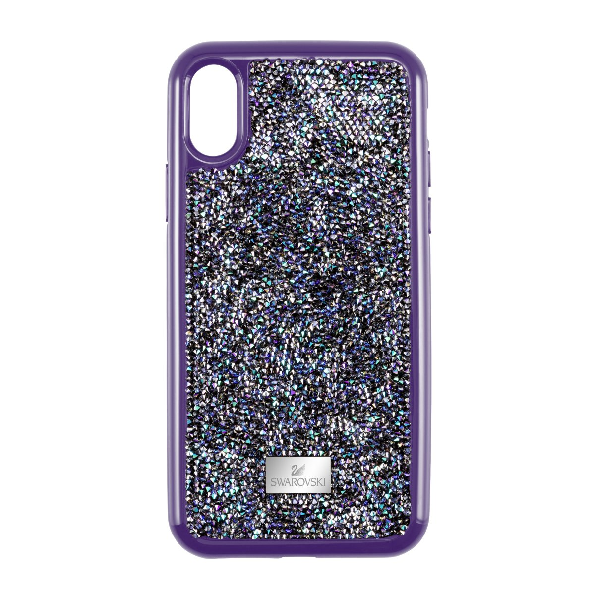 1e4974b6a56 SWAROVSKI kryt na iPhone GLAM ROCK. IPXS MAX:CASE PURPLE 5478875 ...