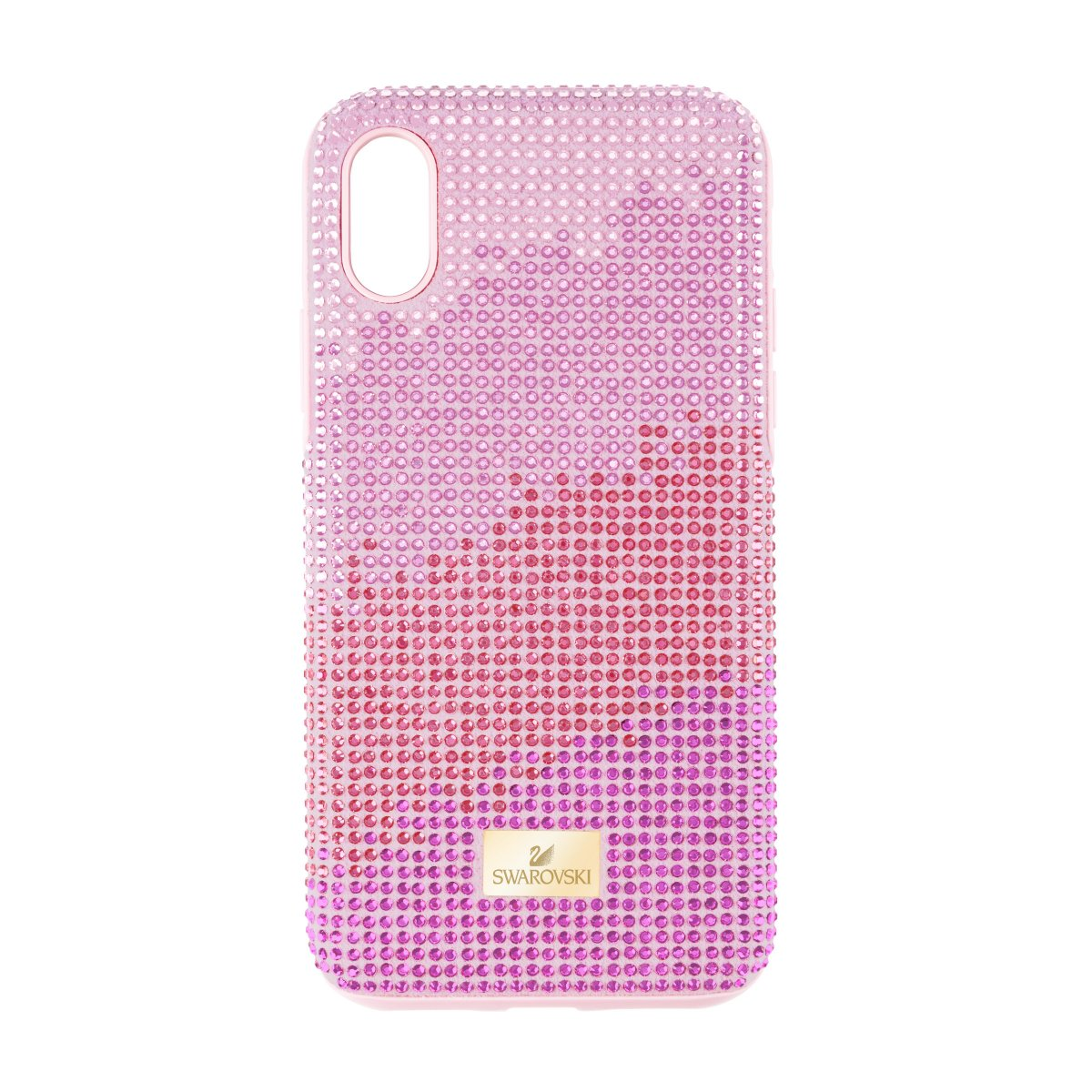 SWAROVSKI kryt na iPhone HIGH LOVE IPXR:CASE PINK
