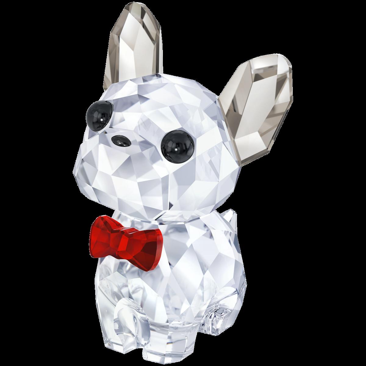 Figúrka SWAROVSKI Puppy - Bruno the French Bulldog