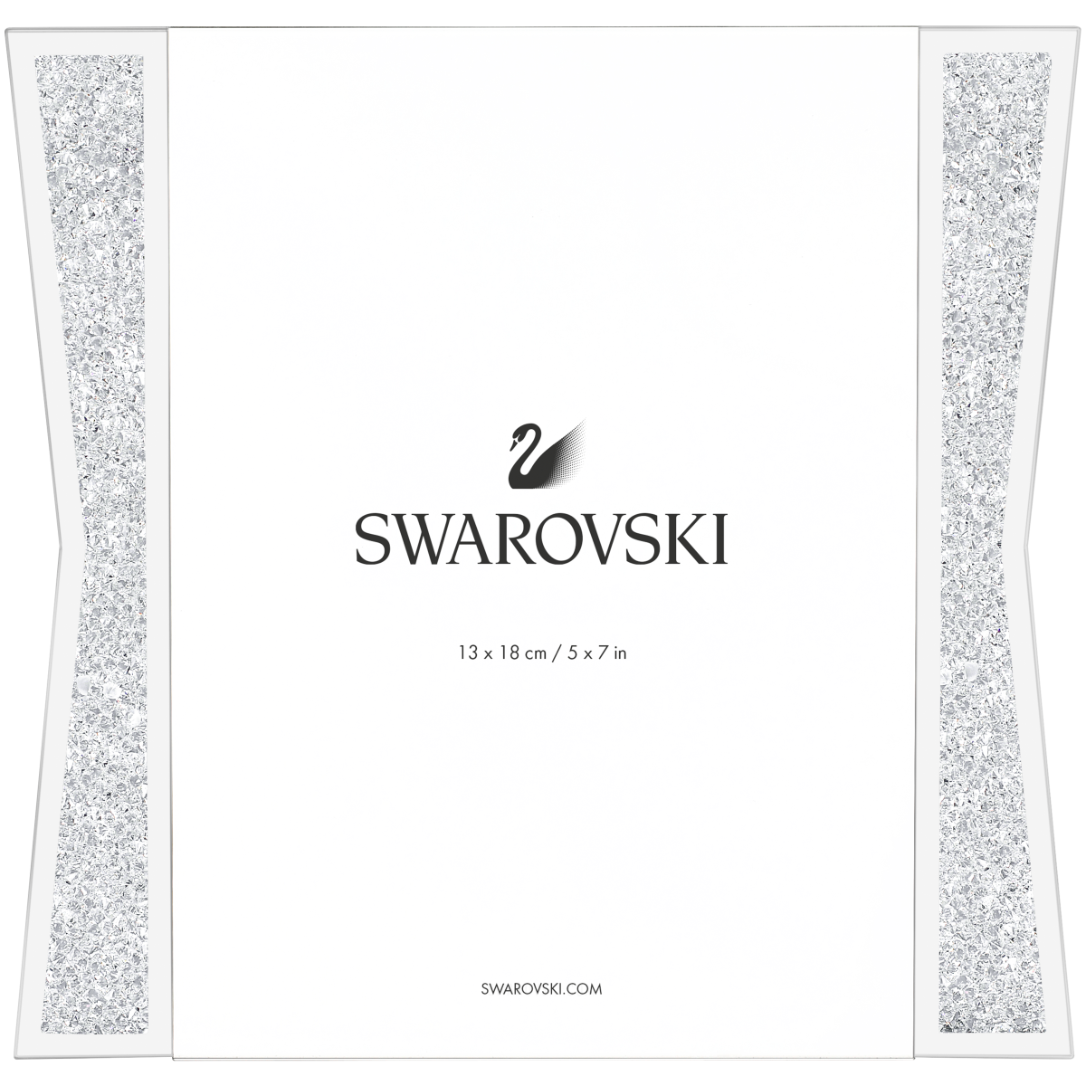 SWAROVSKI CRYSTALLINE PICTURE FRAME LARGE