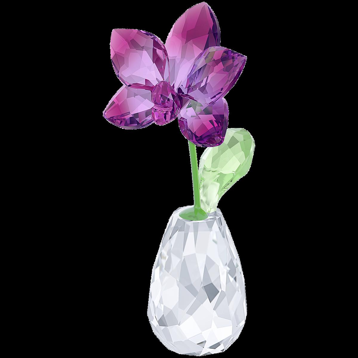 Figúrka SWAROVSKI Flower Dreams – Orchid