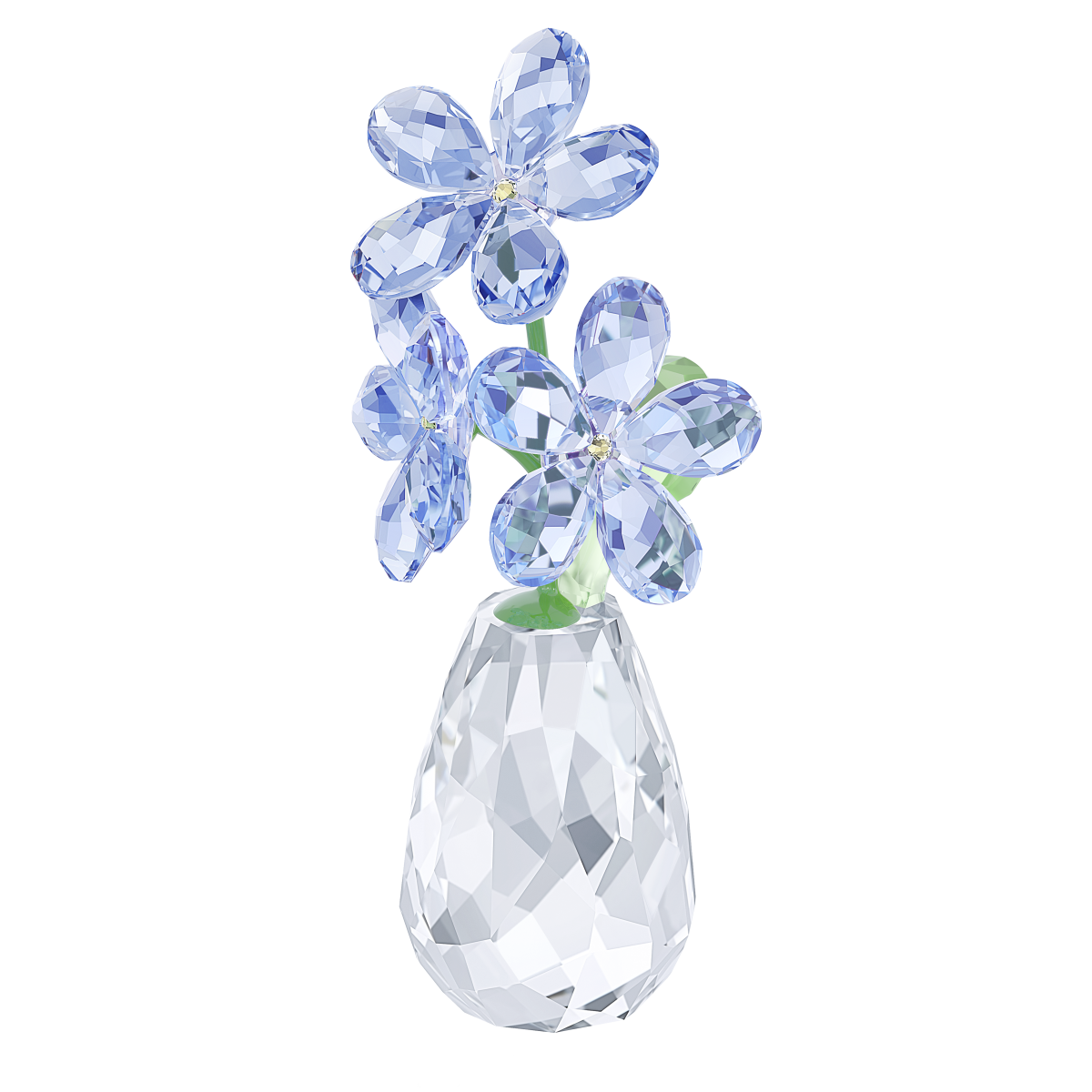 Figúrka SWAROVSKI Flower Dreams - Forget-me-not
