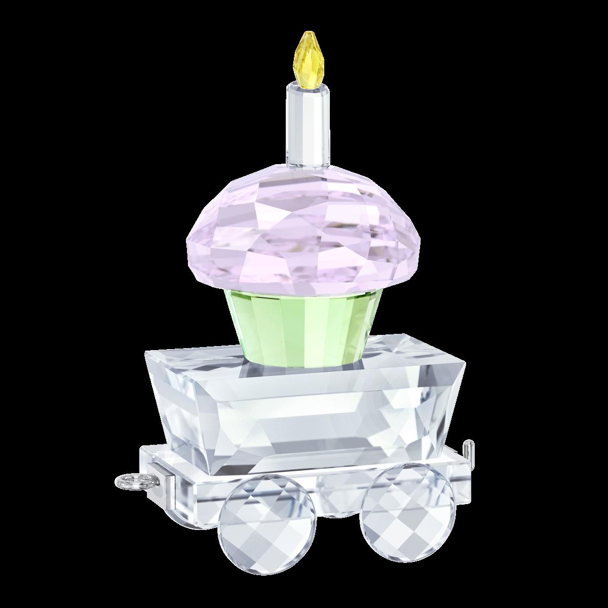 Figúrka SWAROVSKI Cupcake Wagon