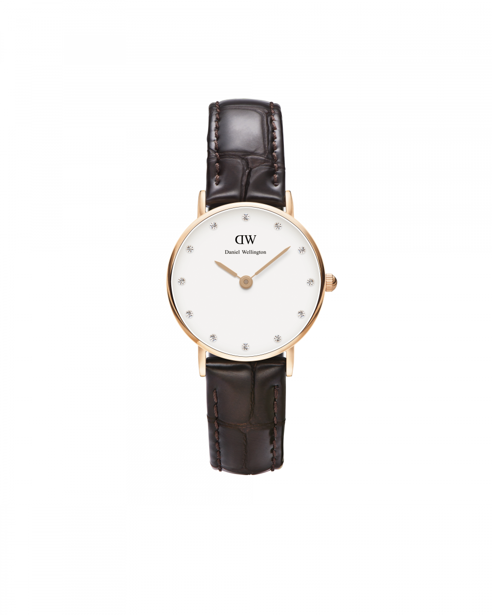 01d30df70 Hodinky DANIEL WELLINGTON Classy York Rose Gold 26mm 0902DW | MOLOKO