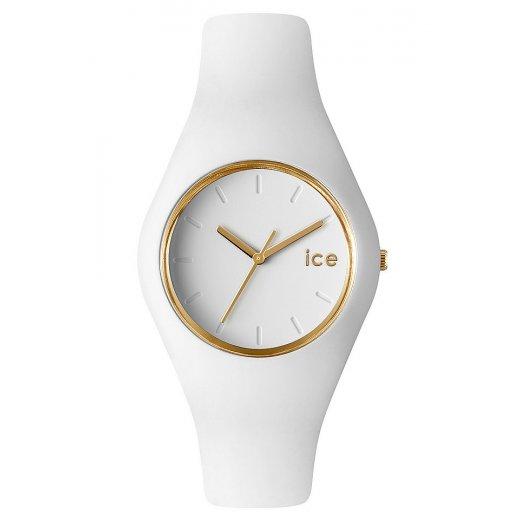 ICE WATCH ICE GLAM WHITE UNISEX ice.gl.we.u.s.13 f2b3cfb1f39