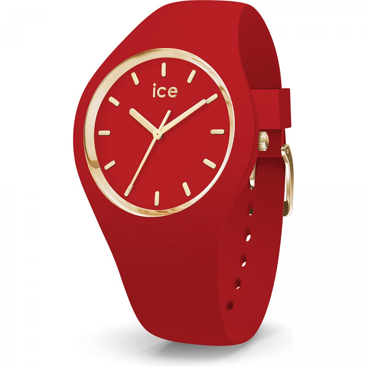 b782e9183 Hodinky ICE WATCH ICE GLAM RED SMALL 016263 | MOLOKO