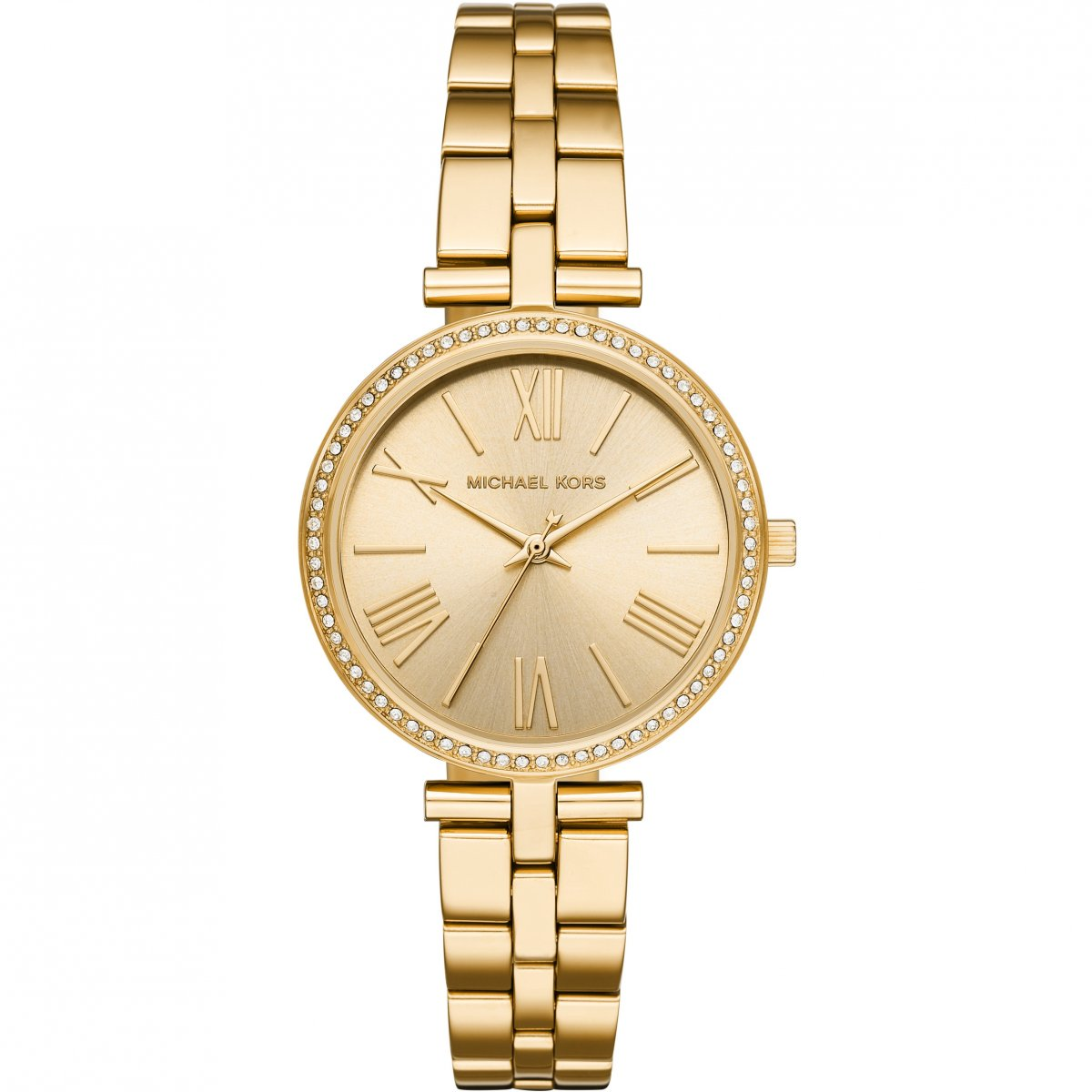 Zlaté hodinky MICHAEL KORS