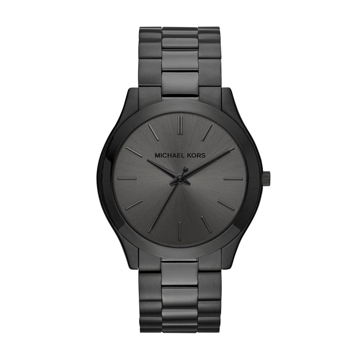 229ef535029 Pánske čierne hodinky MICHAEL KORS MK8507