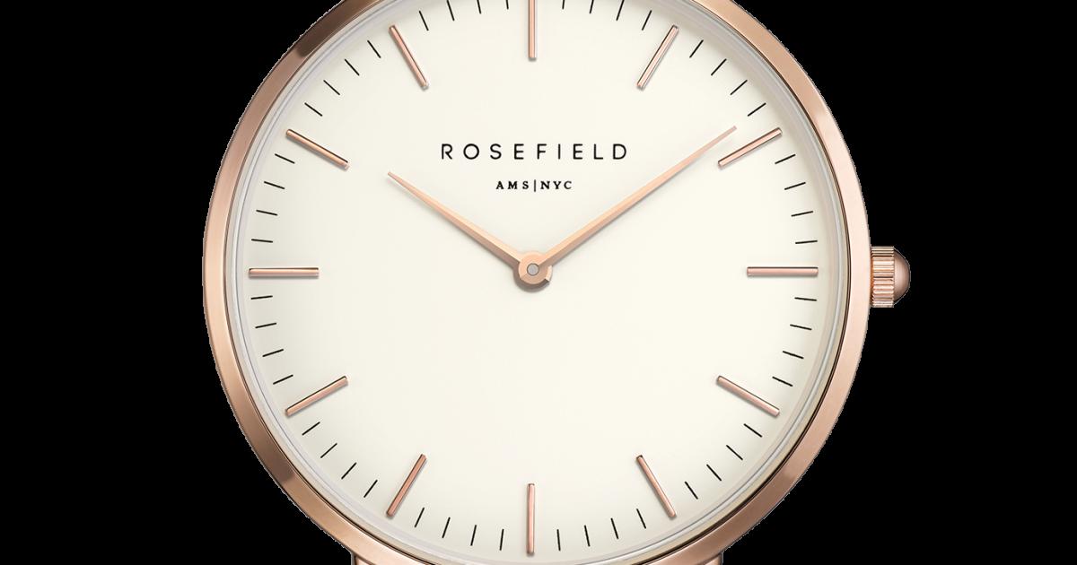 78899fcb2 Hodinky ROSEFIELD Bowery White Pink BWPR-B7 | MOLOKO