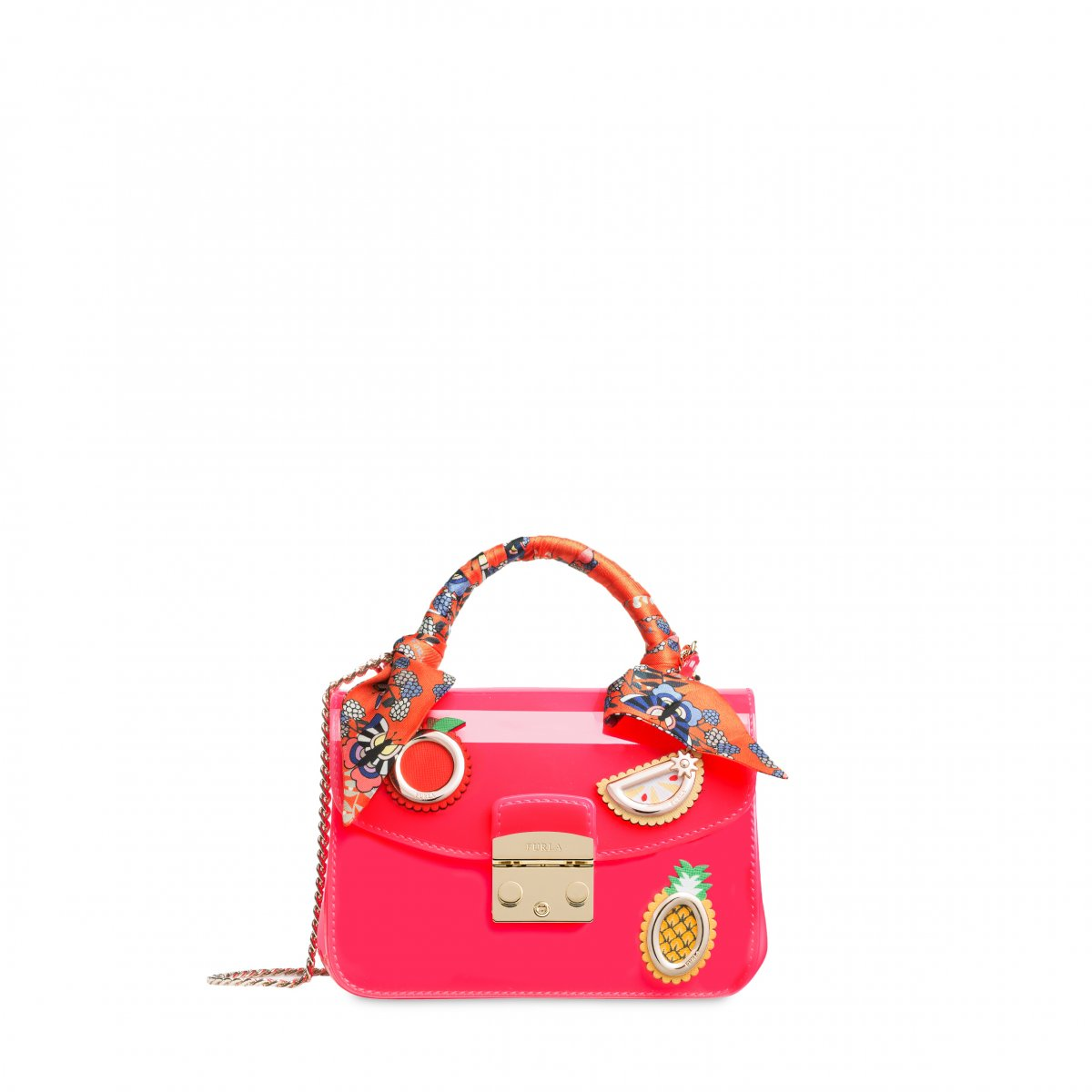 Crossbody kabelka FURLA CANDY DOLCEZZA MERINGA MINI