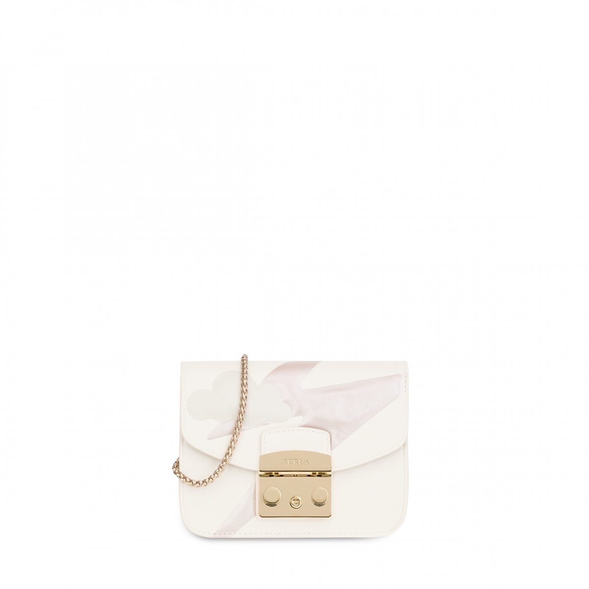 Crossbody kabelka FURLA METROPOLIS FANTASIA MINI CROSSBODY