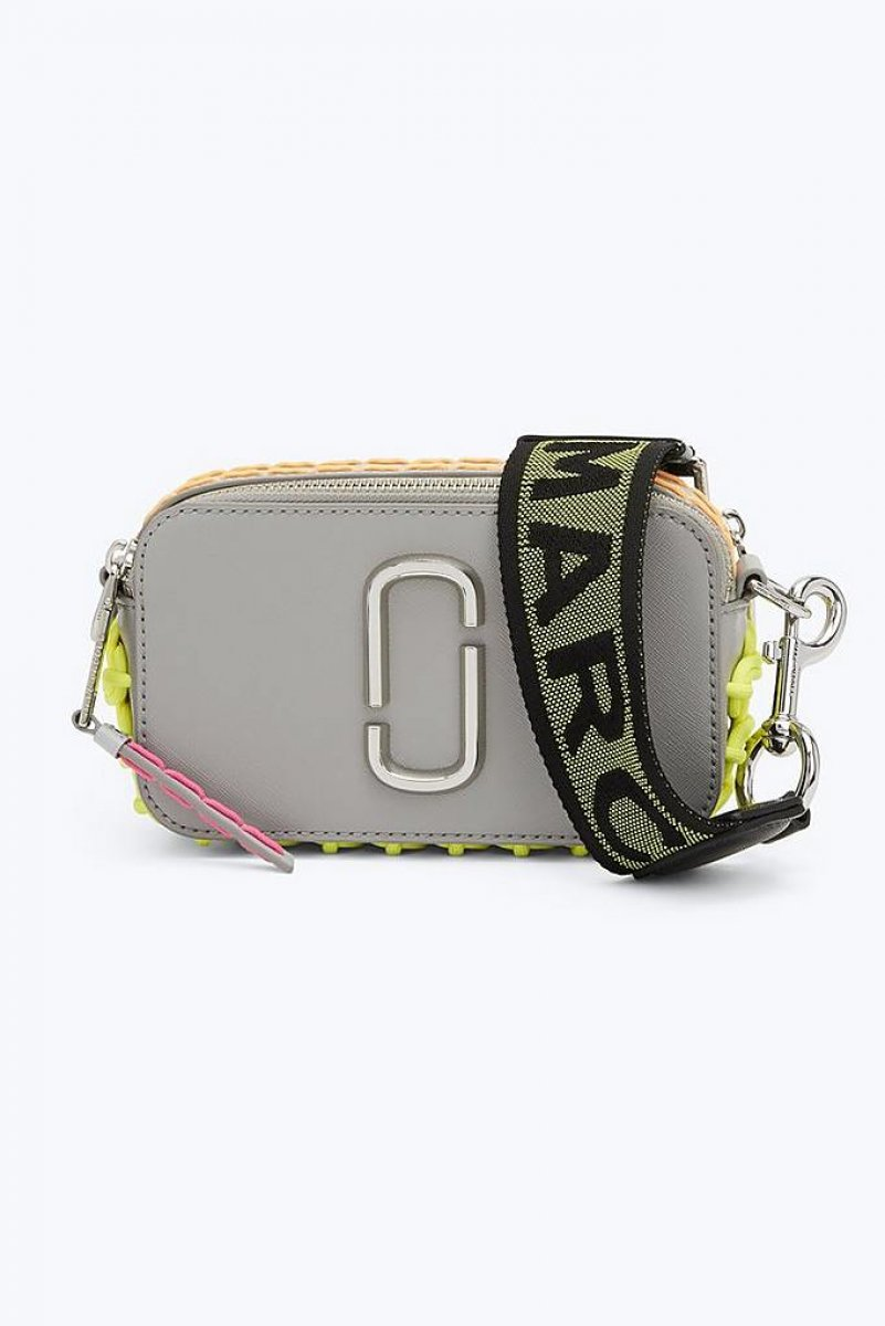 Crossbody kabelka MARC JACOBS SNAPSHOT WHIPSTITCHES M0014504 070 ... f5b6b4c179e