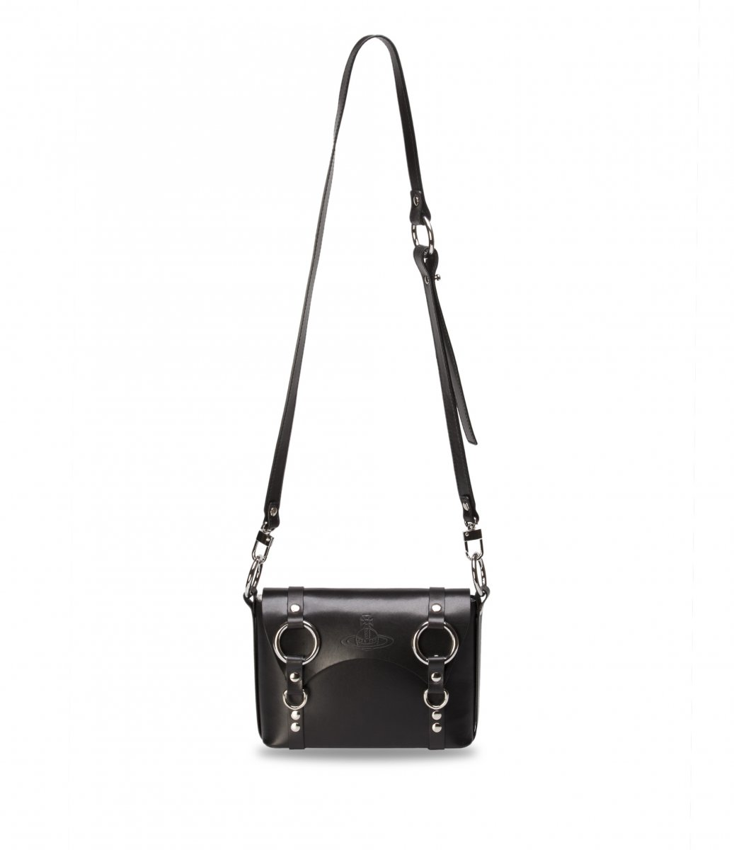 Crossbody kabelka VIVIENNE WESTWOOD BETTY MINI SATCHEL