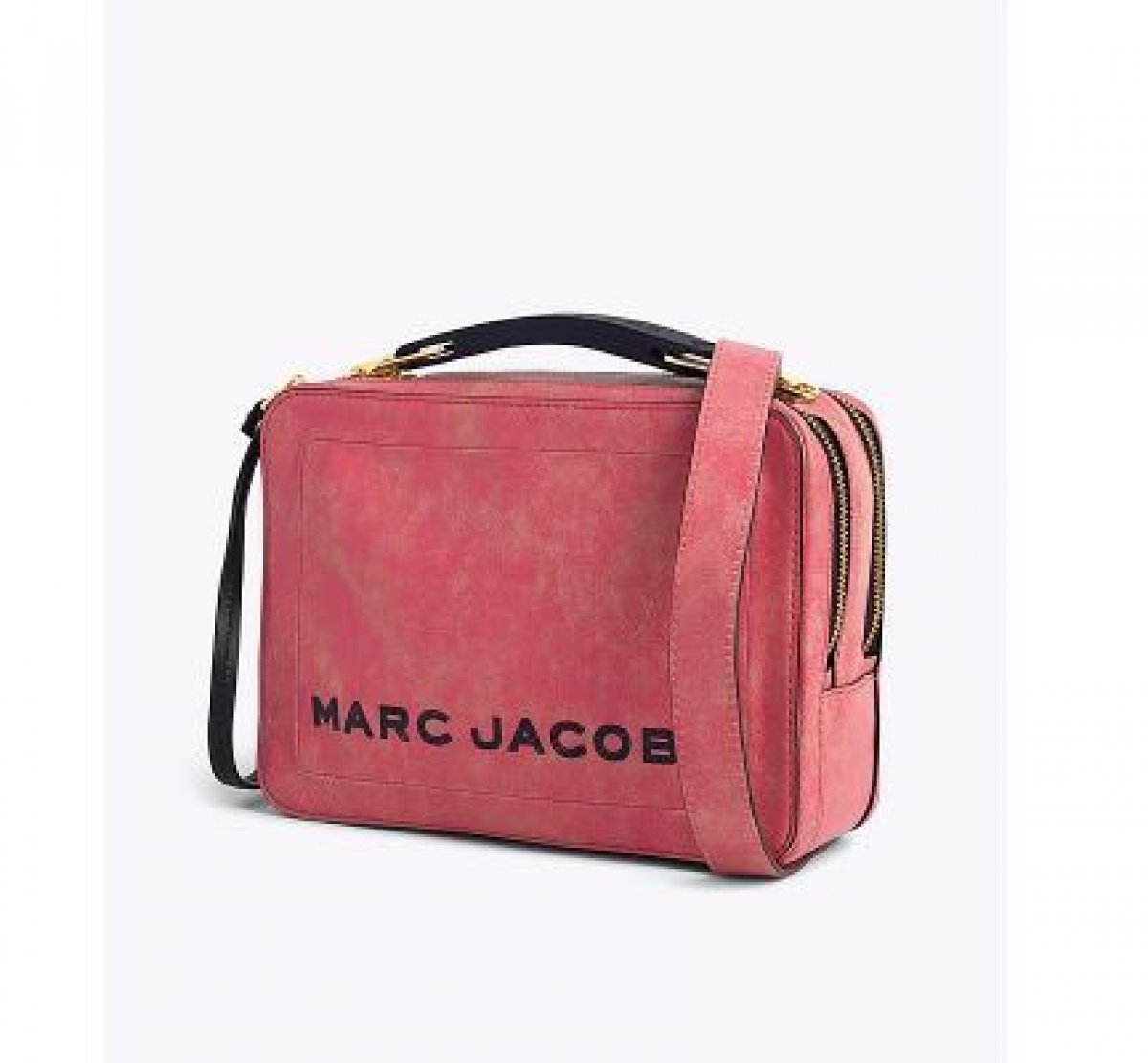 Kabelka do ruky MARC JACOBS THE BOX M0014259 987  d9e853f71e9