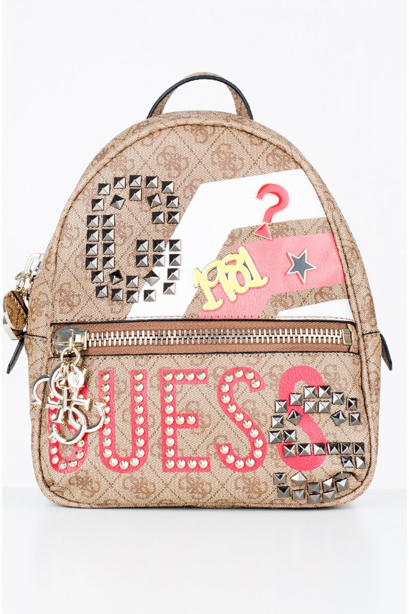 Ruksak GUESS URBAN CHIC BACKPACK