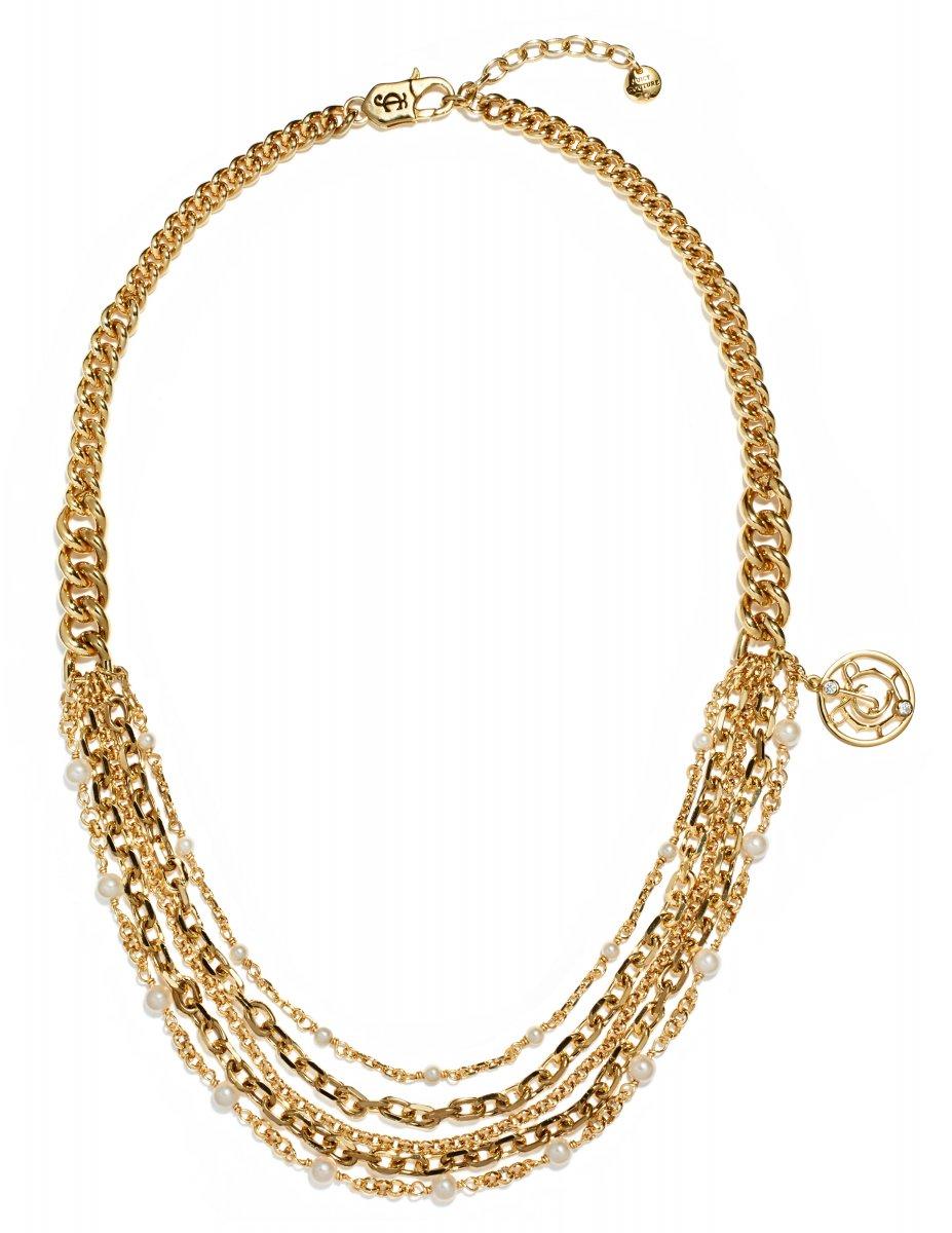 Viac radový náhrdelník JUICY COUTURE