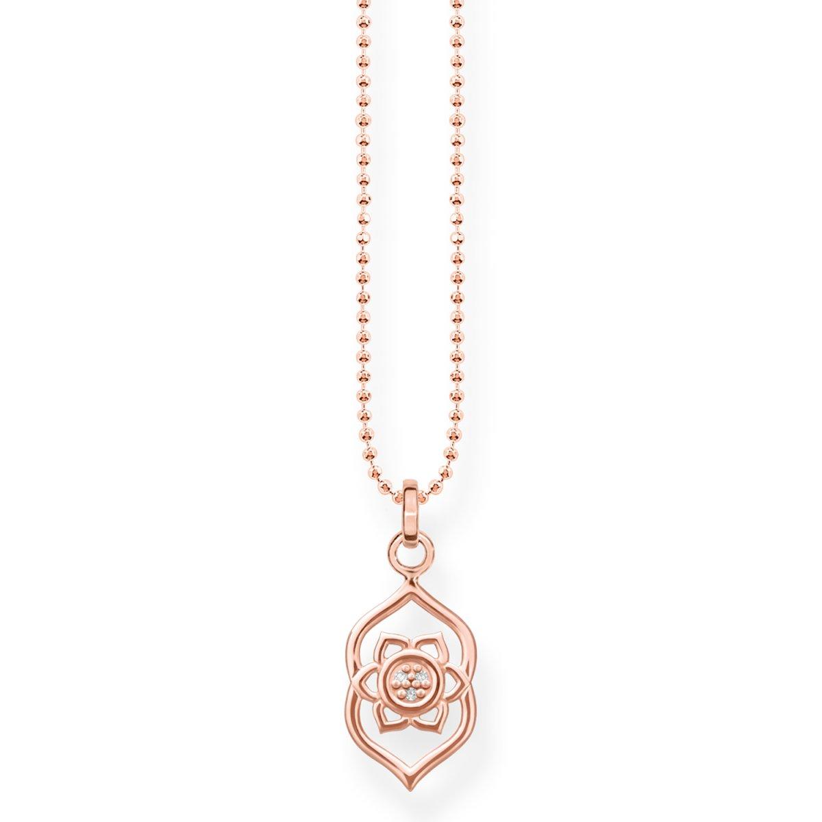 Ružový náhrdelník THOMAS SABO