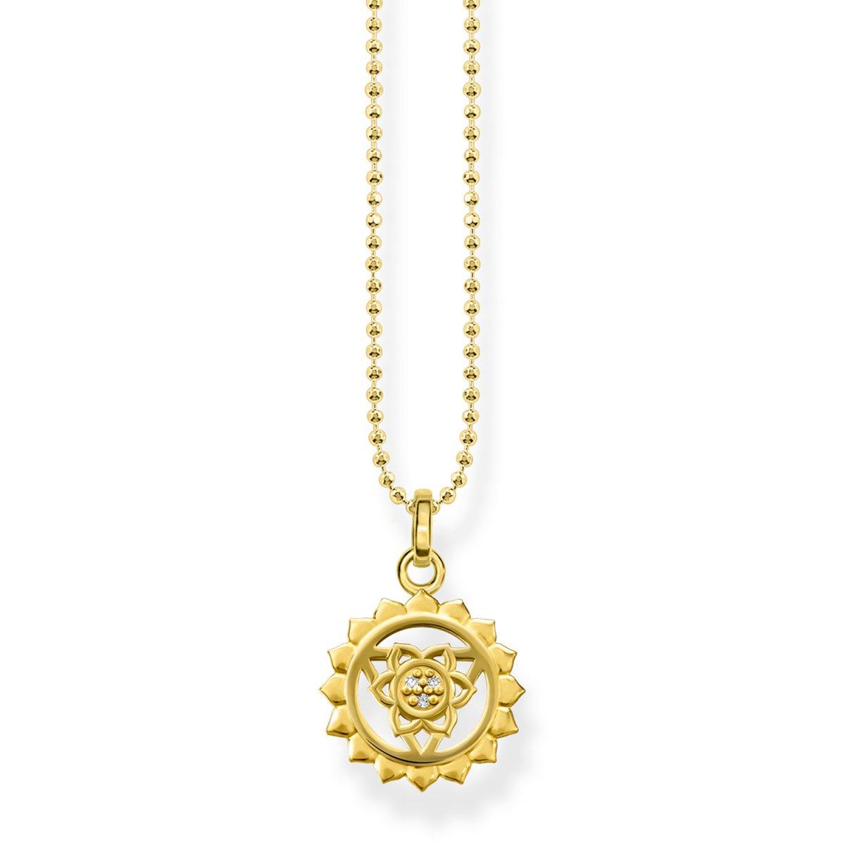 Zlatý náhrdelník THOMAS SABO