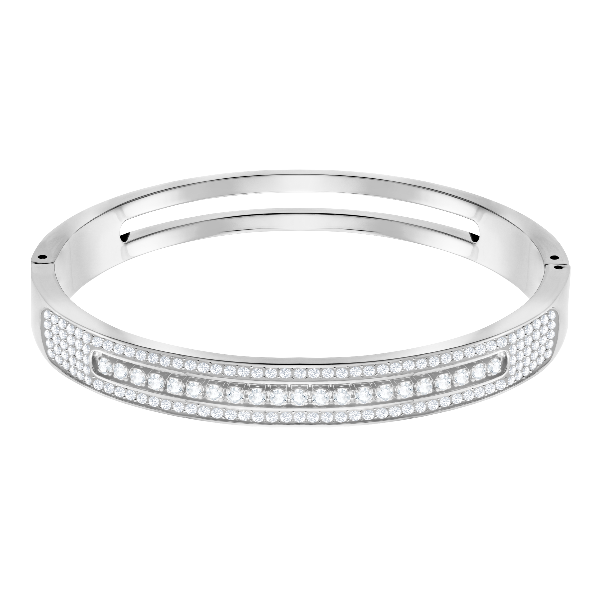 Náramok SWAROVSKI LIVE BANGLE W CRY/STS