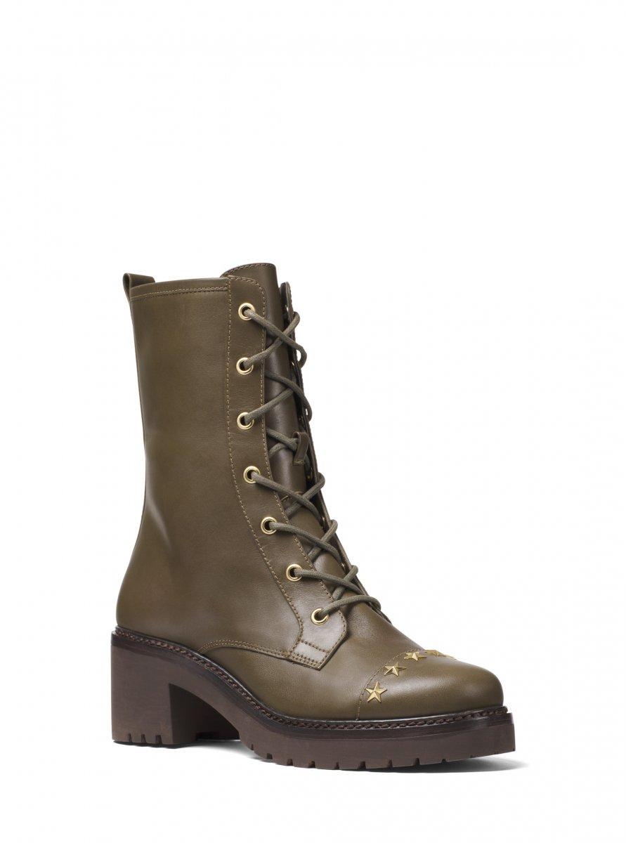 Kotníkové čižmy MICHAEL KORS Cody Boot