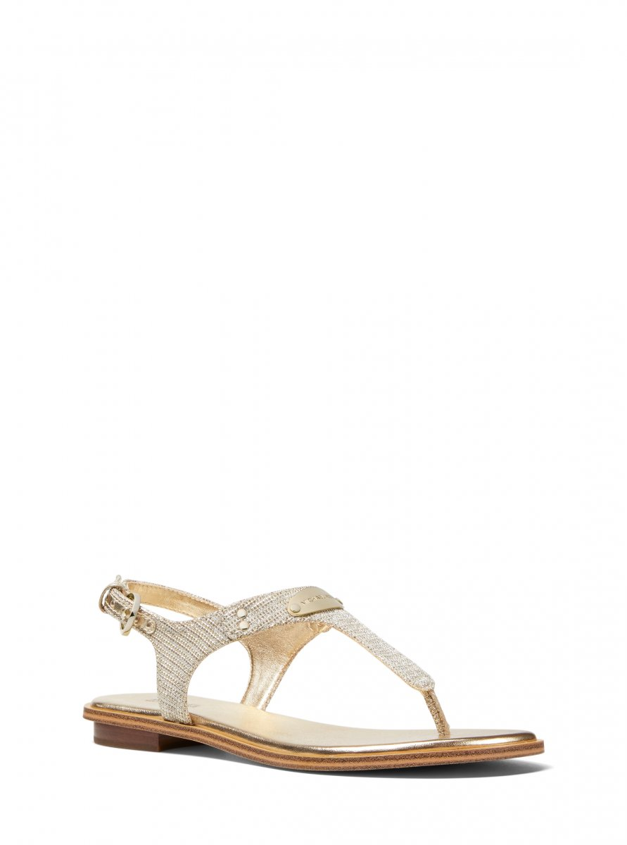 8e325a0b08 40R8MKFA1D 799 Sandale MICHAEL KORS MK PLATE THONG ...