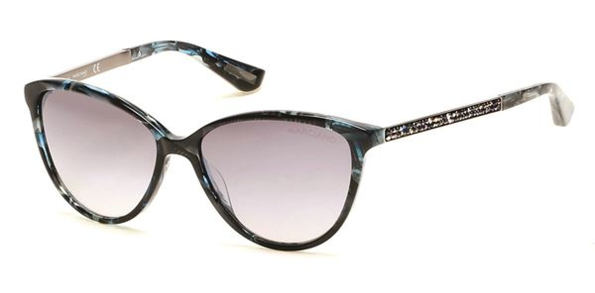 c4d160d31 Okuliare GUESS s modro-čiernym rámom GM0755 90C 57   MOLOKO