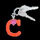 Privesok I LOVE KUKU C Coral3