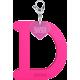 Privesok I LOVE KUKU D Pink