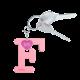 Privesok I LOVE KUKU F Baby Pink7