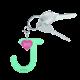 Privesok I LOVE KUKU J Mint3