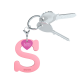 Privesok I LOVE KUKU S Baby Pink3