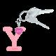 Privesok I LOVE KUKU Y Baby Pink3