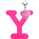 Privesok I LOVE KUKU Y Pink