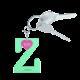 Privesok I LOVE KUKU Z Mint3