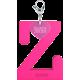 Privesok I LOVE KUKU Z Pink