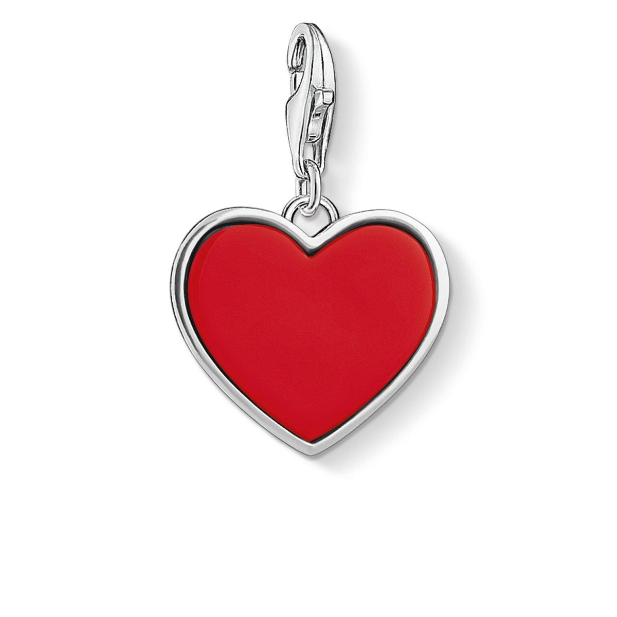 Prívesok THOMAS SABO červené srdce