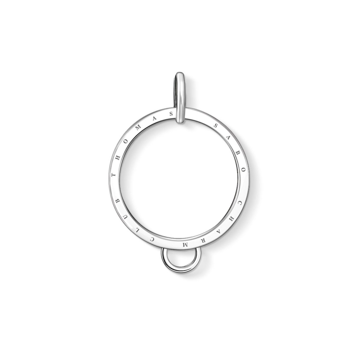 Charms držiak THOMAS SABO CIRCLE SILVER