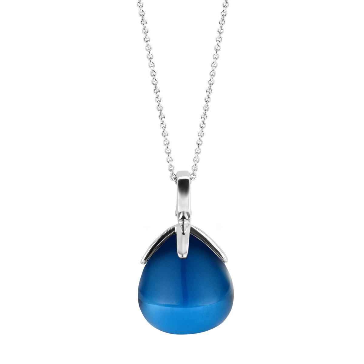 7cb5efb5b Prívesok TI SENTO s modrým kameňom 6762DB | MOLOKO