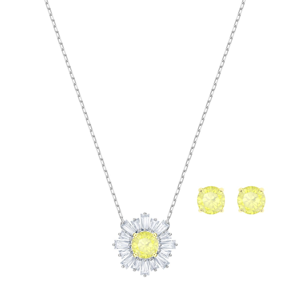 Set SWAROVSKI SUNSHINE:SET CZWH/MIX