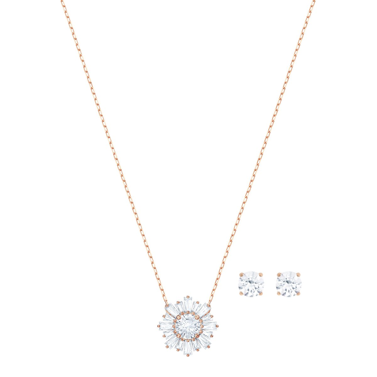 Set SWAROVSKI SUNSHINE:SET CZWH/ROS